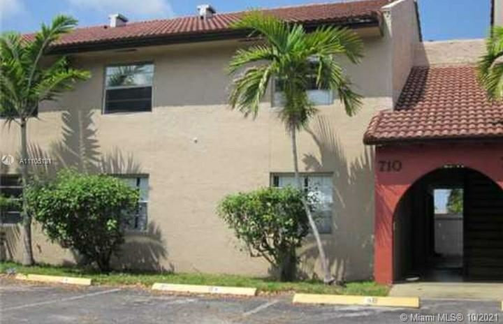 Photo of 728 SW 81st Ter #15B, North Lauderdale, FL 33068 (MLS # A11105131)