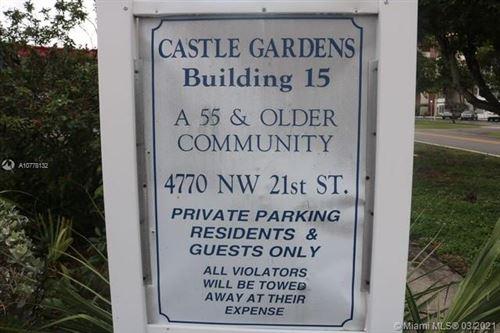 Photo of 4770 NW 21st St #204, Lauderhill, FL 33313 (MLS # A10778132)