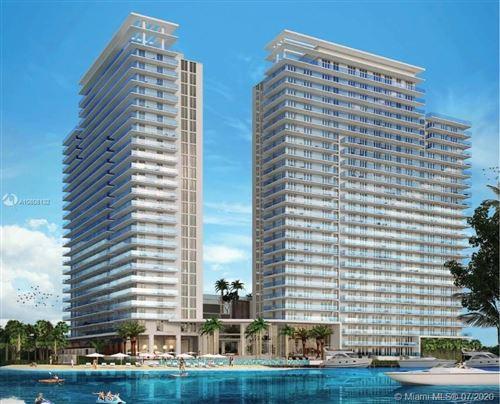 Photo of 16385 Biscayne Blvd #2306, North Miami Beach, FL 33160 (MLS # A10808132)