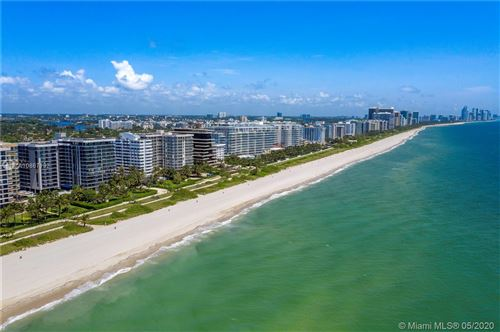 Photo of 8911 Collins Ave #601, Surfside, FL 33154 (MLS # A10867132)