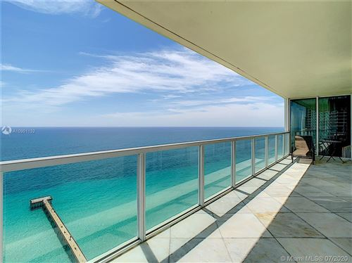Photo of 16699 Collins Ave #3203, Sunny Isles Beach, FL 33160 (MLS # A10901132)