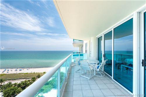 Photo of 5025 Collins Ave #1204, Miami Beach, FL 33140 (MLS # A10955132)