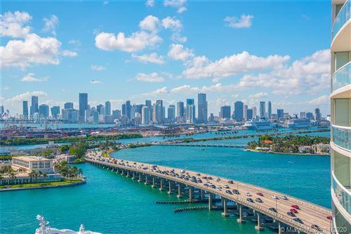 Photo of 450 Alton Rd #1807, Miami Beach, FL 33139 (MLS # A10959132)