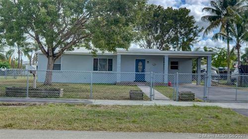 Photo of 1340 NE 12th Street, Homestead, FL 33033 (MLS # A11016132)