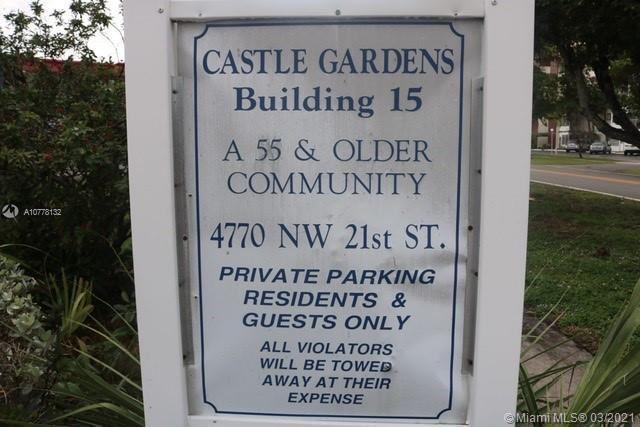 4770 NW 21st St #204, Lauderhill, FL 33313 - #: A10778132