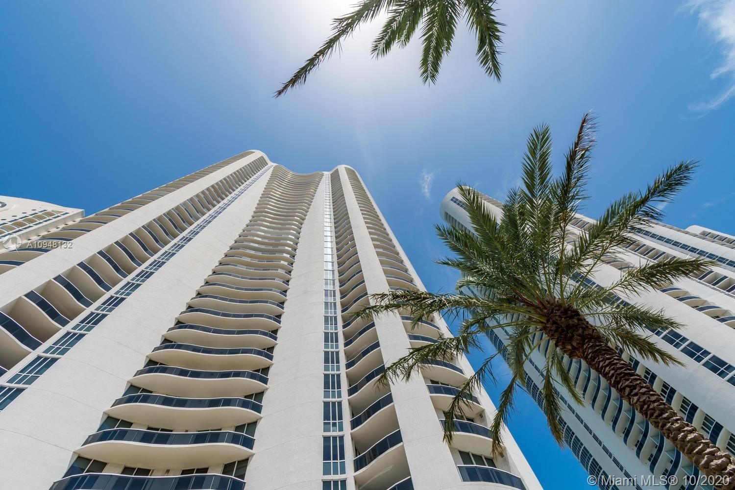 Photo of 16001 Collins Ave #2405, Sunny Isles Beach, FL 33160 (MLS # A10948132)