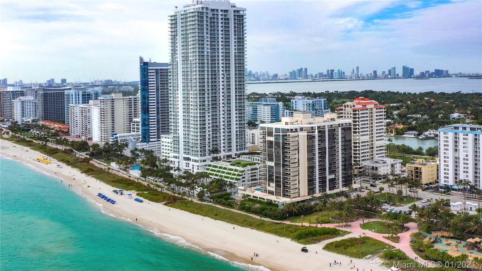 6423 Collins Ave #1804, Miami Beach, FL 33141 - #: A10985132