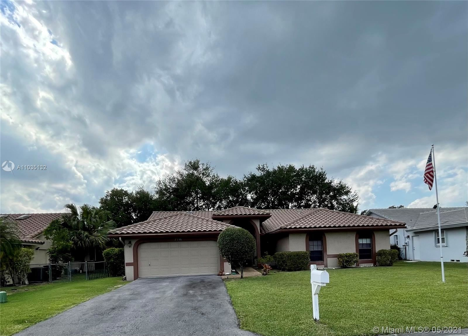 2336 NW 97th Ln, Coral Springs, FL 33065 - #: A11035132