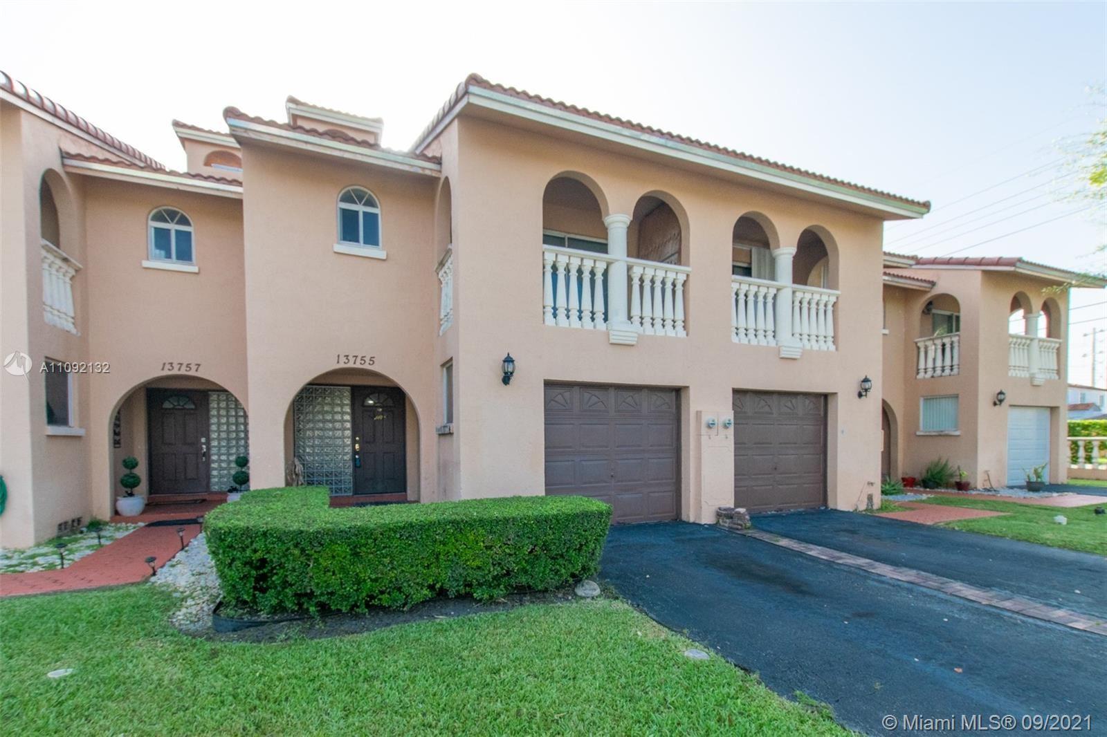 13755 SW 160th St #26, Miami, FL 33177 - #: A11092132