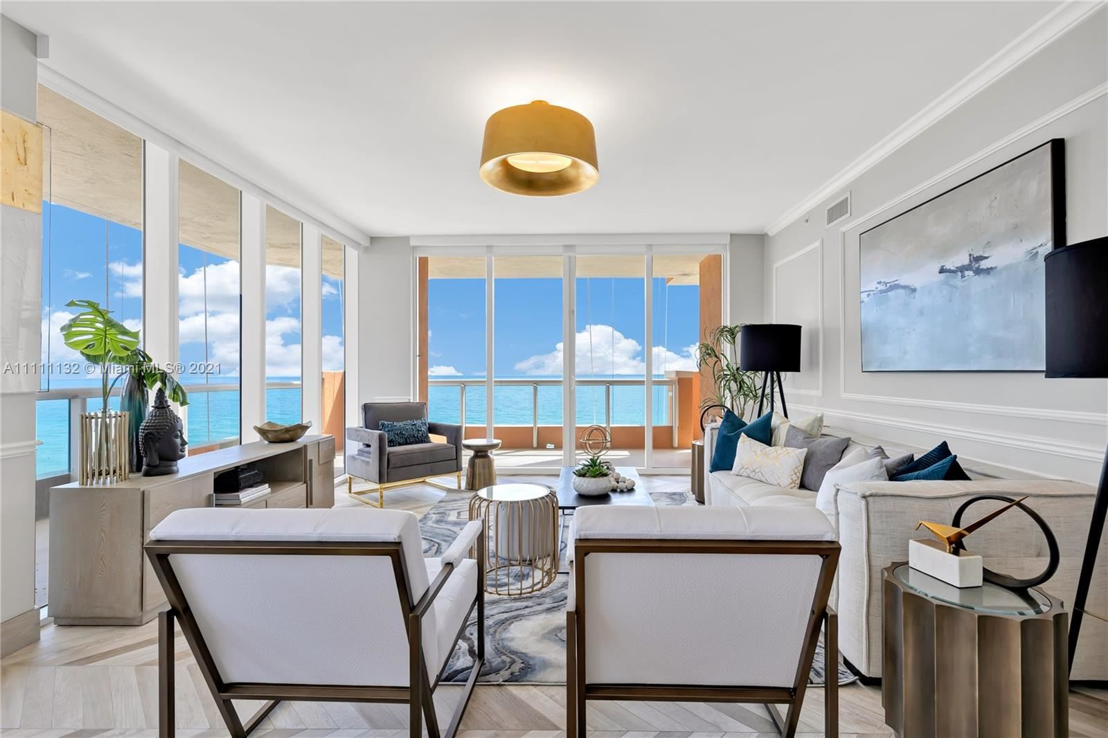Photo of 17875 Collins Ave #901, Sunny Isles Beach, FL 33160 (MLS # A11111132)