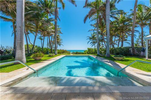 Foto de inmueble con direccion 125 Ocean Blvd Golden Beach FL 33160 con MLS A10456133
