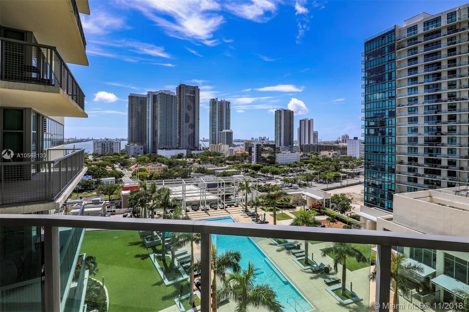 3301 NE 1 Avenue #H1208, Miami, FL 33137 - #: A10568133