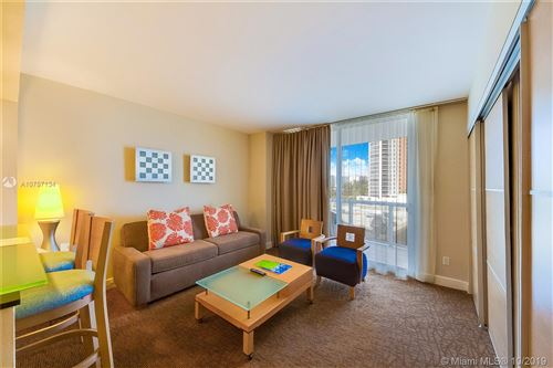 Photo of 18683 Collins Ave #503, Sunny Isles Beach, FL 33160 (MLS # A10757134)