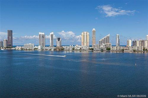 Photo of 3000 Island Blvd #1101, Aventura, FL 33160 (MLS # A10840134)