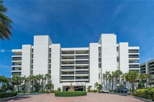 Photo of Listing MLS a10884134 in 19900 Beach Rd #803 Jupiter FL 33469