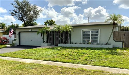 Photo of 721 NW 89th Ter, Pembroke Pines, FL 33024 (MLS # A10887134)