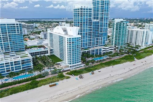 Photo of 6801 Collins #914, Miami Beach, FL 33141 (MLS # A11026134)