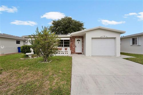 Photo of 1655 NW 68th Ter, Margate, FL 33063 (MLS # A11046134)