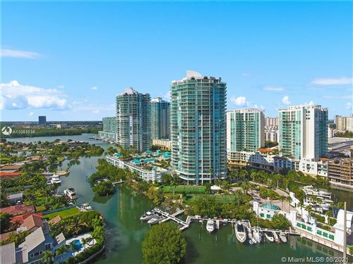 Photo of 16500 Collins Ave #PH56, Sunny Isles Beach, FL 33160 (MLS # A11093134)