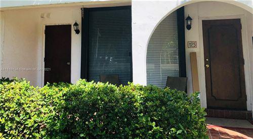 Photo of 265 Grapetree Dr #125, Key Biscayne, FL 33149 (MLS # A11110134)