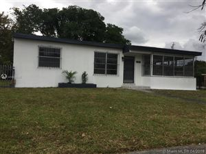 Photo of Listing MLS a10635135 in 1301 NW 101st St Miami FL 33147