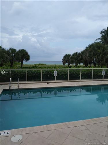 Photo of Listing MLS a10887135 in 9499 Collins Ave #609 Surfside FL 33154
