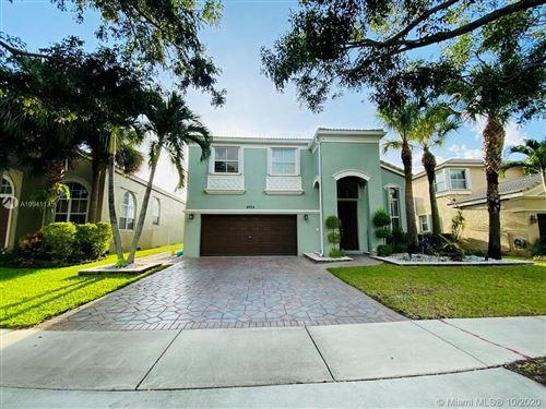 Photo of 4924 SW 164th Ave, Miramar, FL 33027 (MLS # A10941135)