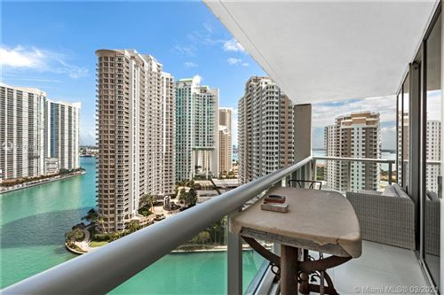 Photo of 495 Brickell Ave #1802, Miami, FL 33131 (MLS # A11010135)