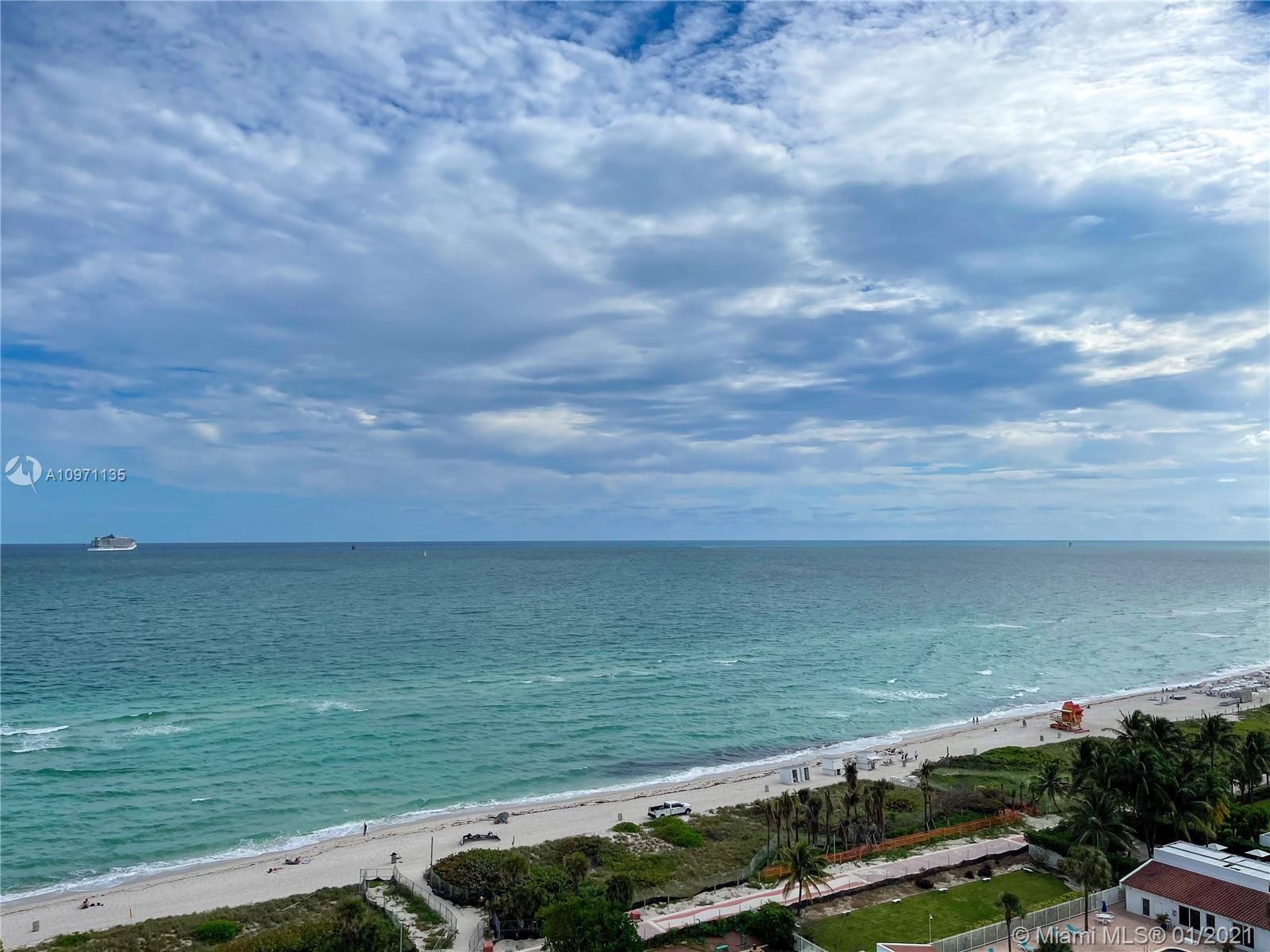2555 Collins Ave #1714, Miami Beach, FL 33140 - MLS#: A10971135