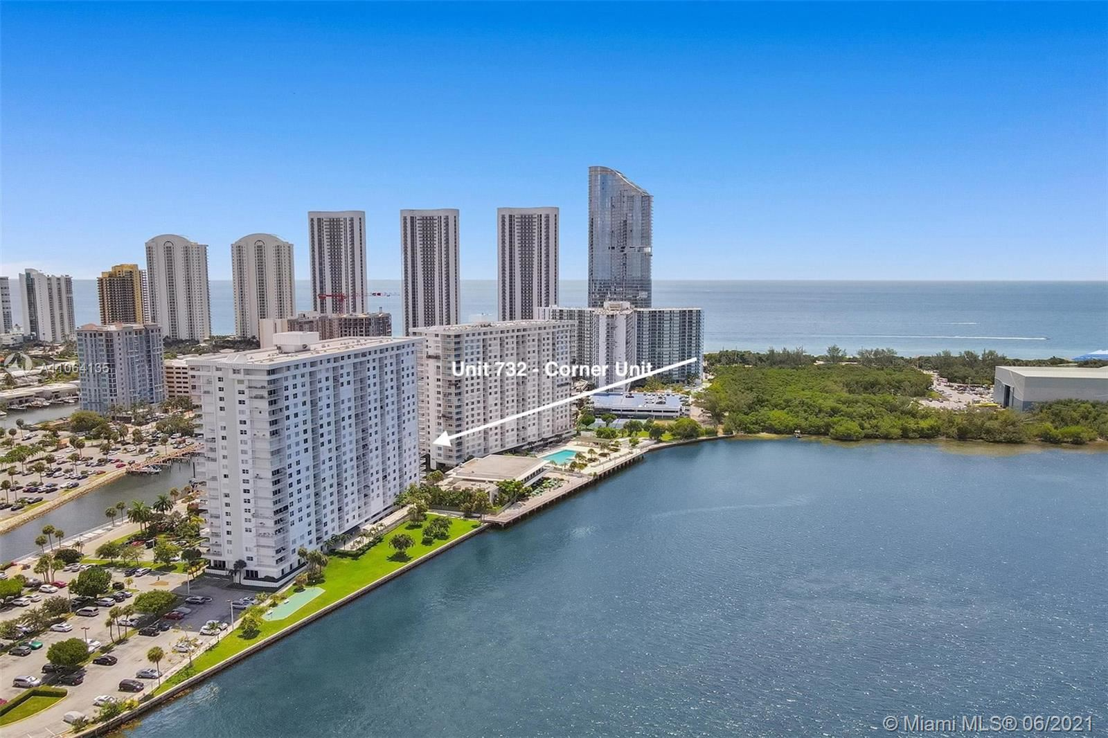 500 Bayview Dr #732, Sunny Isles, FL 33160 - #: A11064135