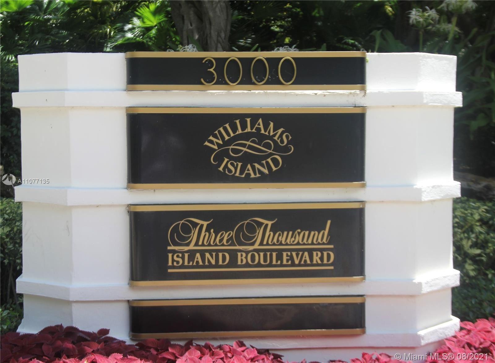 3000 Island Blvd #325, Aventura, FL 33160 - #: A11077135