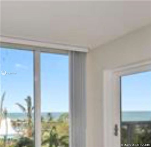 Photo of 10275 Collins Ave #407, Bal Harbour, FL 33154 (MLS # A10266136)