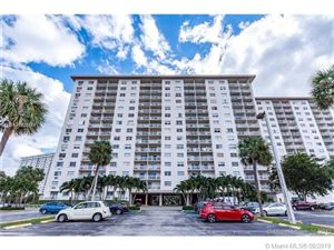 Photo of 400 E Kings Point Dr #903, Sunny Isles Beach, FL 33160 (MLS # A10725136)