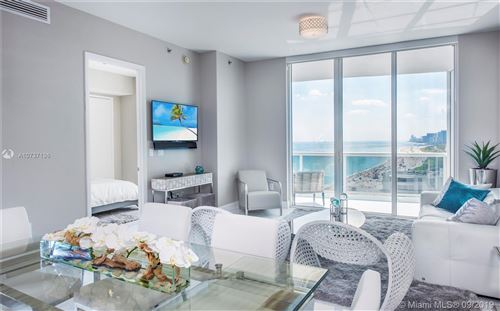 Photo of 15811 Collins Ave #1102, Sunny Isles Beach, FL 33160 (MLS # A10737136)