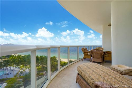 Photo of 9601 Collins Ave #903, Bal Harbour, FL 33154 (MLS # A10741136)