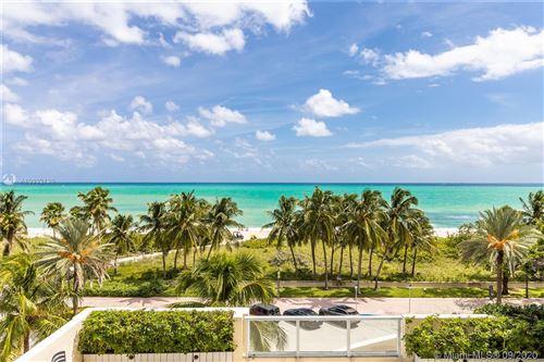 Photo of 7330 Ocean Ter #6-B, Miami Beach, FL 33141 (MLS # A10932136)