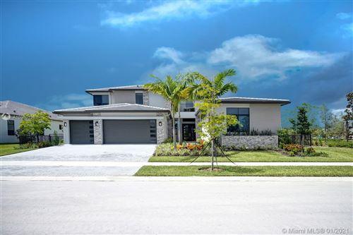 Photo of 10715 Estuary Dr, Parkland, FL 33076 (MLS # A10980136)