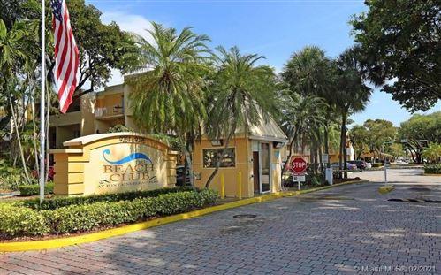 Photo of 9371 Fontainebleau Blvd #I229, Miami, FL 33172 (MLS # A10998136)