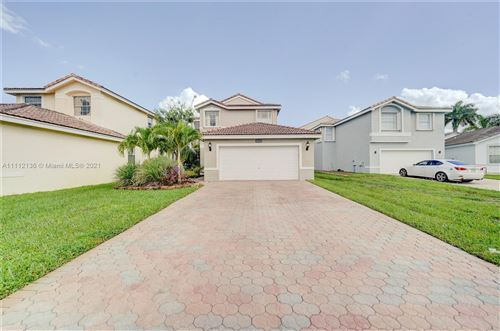 Photo of 2385 SW 162nd Ter, Miramar, FL 33027 (MLS # A11112136)