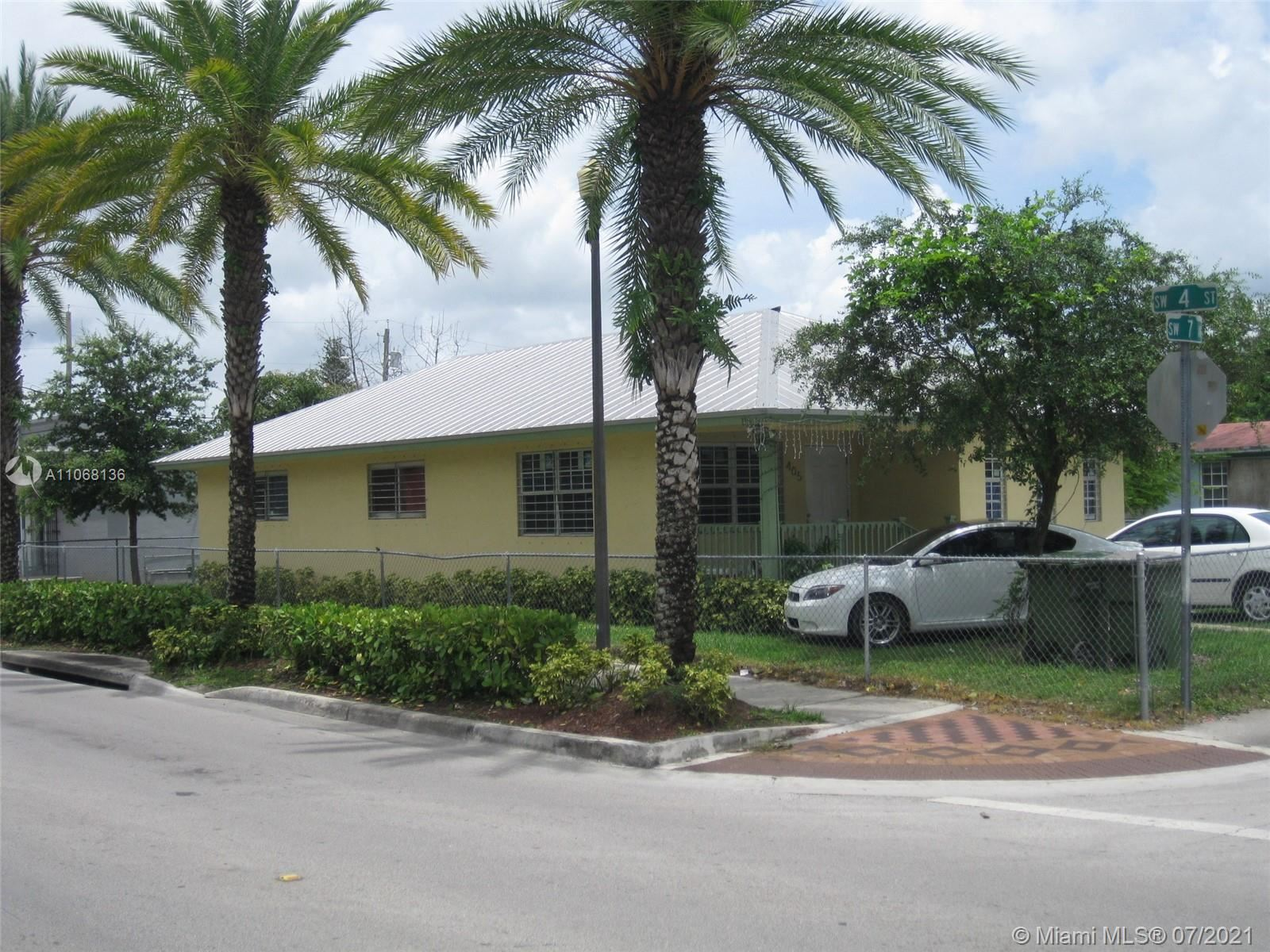 405 SW 7th Ave, Homestead, FL 33034 - #: A11068136
