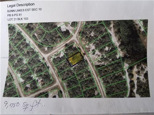 Photo of 258 Crystal Lake Dr., LAKE PLACID, FL 33852 (MLS # A10610137)