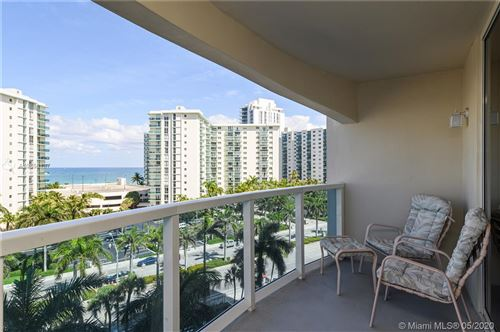 Foto de inmueble con direccion 3800 S Ocean Dr #715 Hollywood FL 33019 con MLS A10856137