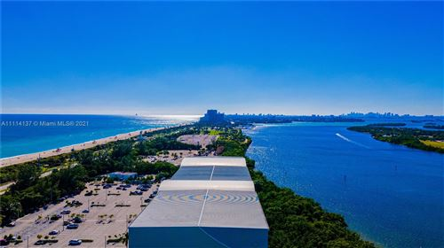 Photo of 100 Bayview Dr #1619, Sunny Isles Beach, FL 33160 (MLS # A11114137)
