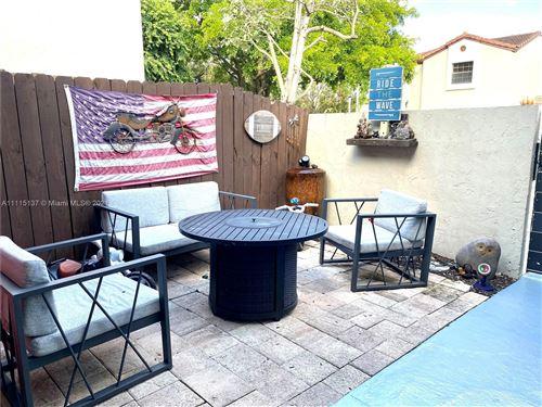 Photo of 15375 SW 104th Ter #3, Miami, FL 33196 (MLS # A11115137)