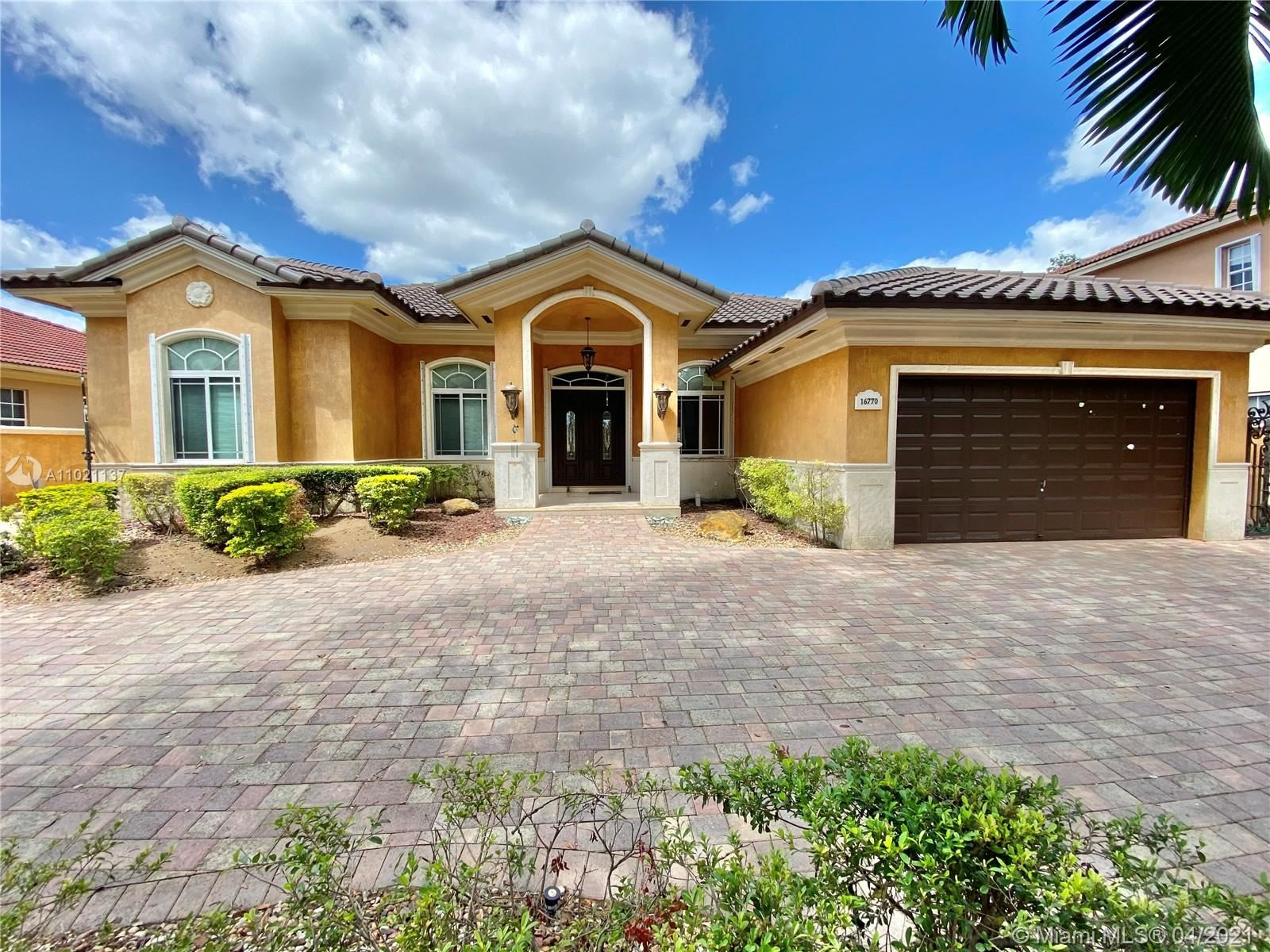 16770 NW 86th Ct, Miami Lakes, FL 33016 - #: A11021137