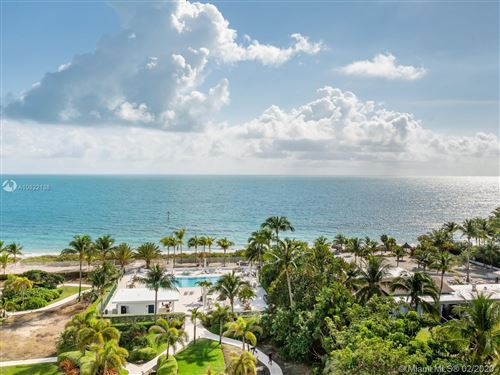 Photo of 607 Ocean Dr #10K, Key Biscayne, FL 33149 (MLS # A10822138)