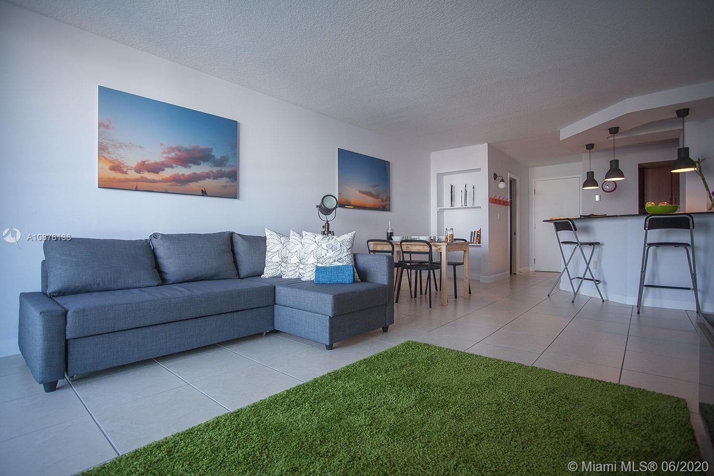 6917 Collins Ave #624, Miami Beach, FL 33141 - #: A10878138