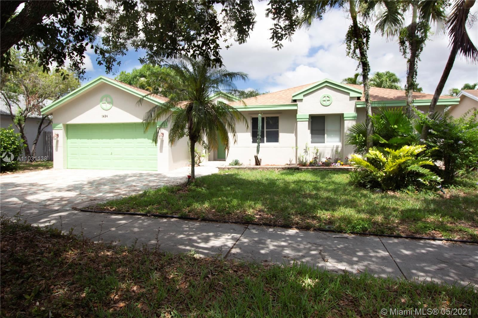 1424 NW 49th Ave, Coconut Creek, FL 33063 - #: A11031138