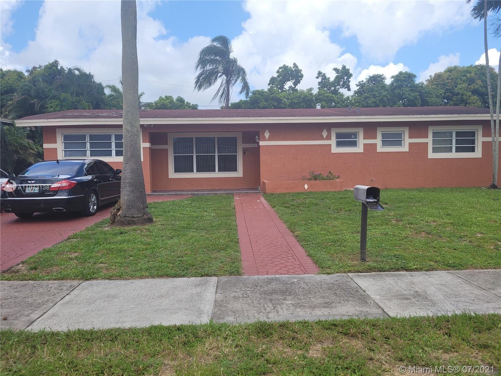 18921 NW 11th Ave, Miami Gardens, FL 33169 - #: A11073138