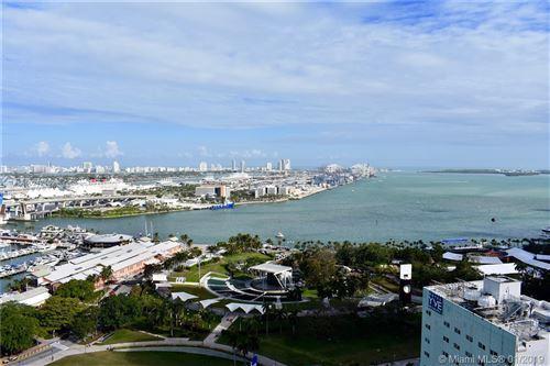 Photo of 253 NE 2nd St #2703, Miami, FL 33132 (MLS # A10212139)